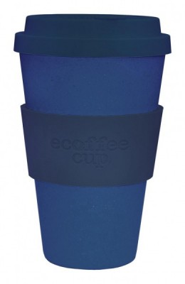 DeepBlue Ecoffee lonček to-go