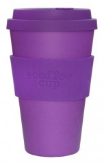 Purple Ecoffee lonček to-go